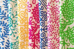 Los coloridos diseños de Belove.
