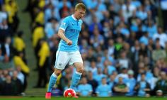 De Bruyne: 'I Don't Feel Any Pressure' - Manchester City's record signing Kevin De Bruyne remains confident that he will keep on evolving and make an impact on the team in the near future.....