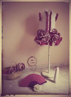 """Conjunto """"aire flamenco"""" de pantalón corto y media-falda – Atelier de ideas"""