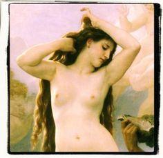 La diosa Afrodita (Venus romanos) :http://mitosyleyendascr.com/mitologia-griega/grecia33/