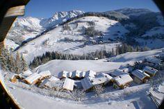 Hüttendorf Maria Alm, Salzburg Austria, alpine lifestyle