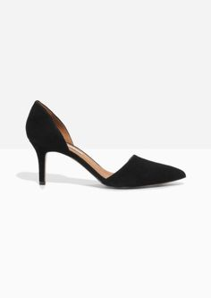 & Other Stories | Suede Pumps