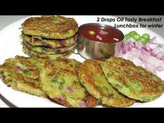 Pea Recipes, Lunch Box Recipes, Supper Recipes, Indian Food Recipes, Vegetarian Recipes, Indian Snacks, Cheese Recipes, Snack Recipes, Cooking Recipes
