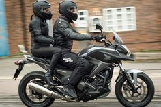 Honda NC750X motorcycle review - Fraser Addecott - Mirror Online