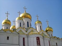 Cathedral of the Annunciation church domes