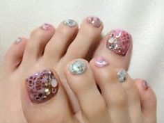 Image result for Pedicure Nail Art