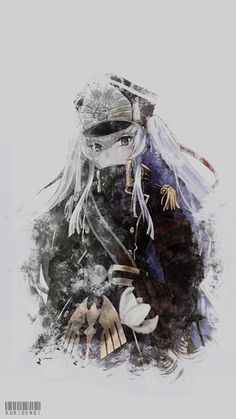 altair re creator wallpaper Dark Anime Girl, Cool Anime Girl, Fan Art Anime, Anime Artwork, Female Characters, Anime Characters, Anime Military, Anime Qoutes, Anime Weapons