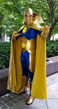 young justice doctor fate - Google Search, best cosplay!