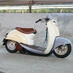 Fast Scooters, Motor Scooters, Vespa Scooters, Scooter Custom, Custom Bikes, Custom Honda Ruckus, Scooter Garage, Honda Metropolitan, Honda Cub