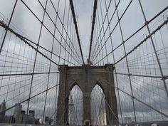 New York. Puente Brooklyn.