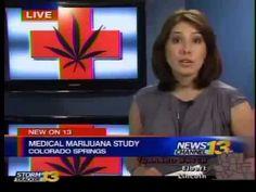 Medical Marijuana Cancer Study (+playlist)