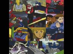 Transformers Superlink - YouTube