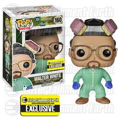 *NEED!* Breaking Bad Walt White Green Suit Pop! Vinyl Figure EE Excl - Funko - Breaking Bad - Pop! Vinyl Figures at Entertainment Earth