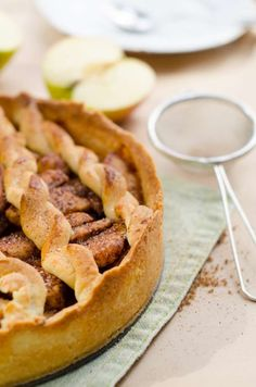 Apple Pie Deluxe Recipe
