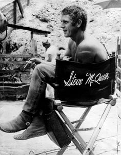 Steve McQueen the ultimate movie star