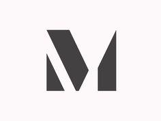 M - Logo concept
