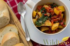 Wildtree's Roasted Vegetable and Kale Stew