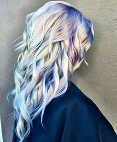Unicorn hair.
