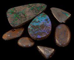 Rough Opal, Opals, Bouldering, Opal