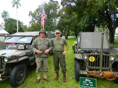 Antique Ford Car Show 2014 #SWFL #FortMyers #AntiqueCars #HenryFord #Ford #Military #Jeep