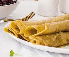 Lokše | Recepty Albert Chorizo, Guacamole, Salsa, Ethnic Recipes, Food, Eten, Meals, Salsa Music, Diet