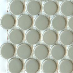 ModWalls penny round tile for our bathroom