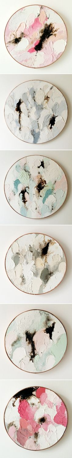 oil paintings on wood panels by lisa madigan <3