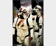 Bad work day stormtroopers