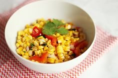 Mexi-corn; Made to put in a recipe; good!