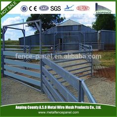 Australia Steel Cheap Cattle Panels For Sale (10 Years History)