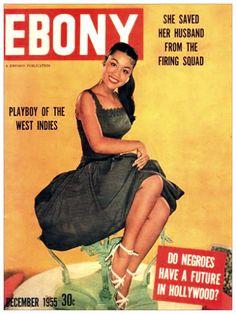 Ebony Magazine - December 1955