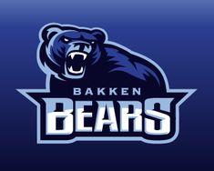 Bakken Bears by matthiason   -   Sports Logo   -   logopond.com