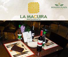 Te esperamos en nuestro Restaurante  La Macuira del Bogotá Plaza Summit Hotel