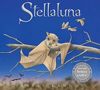 We spoke with author-illustrator Janell Cannon about the origins and legacy of her beloved picture book, 'Stellaluna,' which will be commemorated with a 25th-anniversary edition from HMH next month.