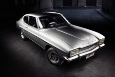 From Daily Driver To Restored Glory, This Ford Capri's Been There And Done That • Petrolicious