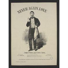 Sheet Music - Never Again, Love