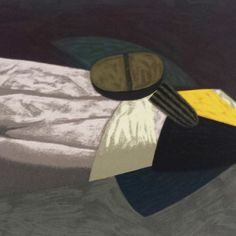 Lauri Laine: Figuuri XII, 2014, serigrafia, 47x30 cm, edition  - Taidekeskus Salmela