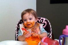 Raising An Adventurous Eater: Start with Homemade Baby Food | via The Honest Company blog