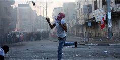 En septiembre, el primer ministro de Israel, Benjamin Netanyahu, declaró la guerra a los jóvenes que lanzan piedras.