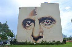 Miami   Wynwood street art di INO
