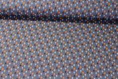 Jersey gemustert -  Dunkelgrau Multicolor