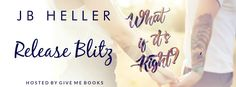 RELEASE BLITZ - What If It's Right? by JB Heller @jbtheindie  Giveaway   Title: What If It's Right?  Author: JB Heller  Genre: Comedic Contemporary Romance  Release Date: November 26 2016  Blurb  WESTON  I have a problem. A big freaking problem. Her name is Tory Dixon. Ive been in love with her since I was 17. The problem you ask? Shes kinda my best friends mum.  VICTORIA  I have a six foot three inches tall 22 year-old problem. His name is Weston Banks. Ive been pretending he doesnt have…