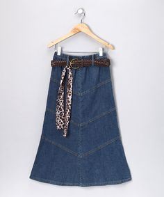 Take a look at this modest skirt from #zulily! It would look great with a #fall blouse.