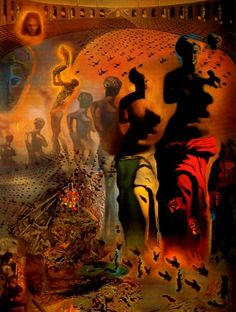 Salvador Dali amazing