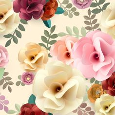 Rose Pattern Floral Texture Concept | premium image by rawpixel.com Floral Texture, Free Illustrations, Abstract Backgrounds, Royalty, Concept, Rose, Nature, Flowers, Plants