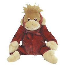 3f6c7c72fc5 Beanie Buddies 19206  Ty Beanie Buddy - Schweetheart The Monkey (13 Inch) -