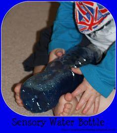 Sensory Water Bottle