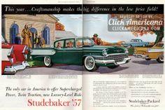 Studebaker '57: Supercharged new Luxury-Level Ride