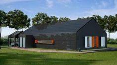 Bright Living - Planhus - Zweedse woningen - Friesland