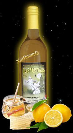 "Hidromiel Honey Mead ""Ghost Drink"""